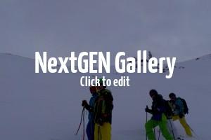 Skikurs am Arlberg