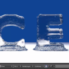 Blender_Ice-Text