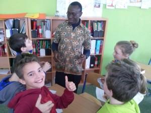 P. Alphonse erzählt von Togo