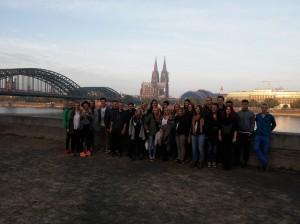 7. Klasse Kulturwoche Köln- Steyl- Amsterdam- Rotterdam