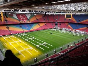 Ajax Amsterdam Stadion