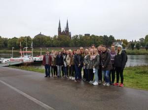 Steyler Kirche an der Maas