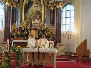 Mitteleuropäische Provinzneugründung der Steyler Missionare in St. Rupert