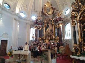 Eröffnungsgottesdienst St. Rupert
