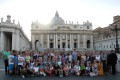 Chor des PG St.Rupert singt in Rom