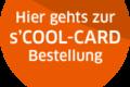 Bestellung s'COOL-CARD