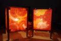 Batiklampe